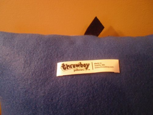 Review:  Throwboy Pillows, for the true Fan-Boy