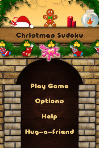 Christmas Sudoku for the iPhone/iPod Touch Review  Christmas Sudoku for the iPhone/iPod Touch Review  Christmas Sudoku for the iPhone/iPod Touch Review