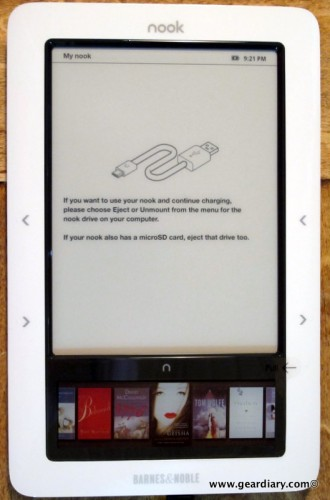 GearDiary The Barnes & Noble nook; or how I managed to completely waste my Saturday on a piece of over-hyped hardware