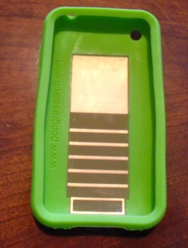 Pong radiation reducing case for iPhone Review