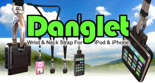 Review - Danglets iPod Neck & Wrist Strap