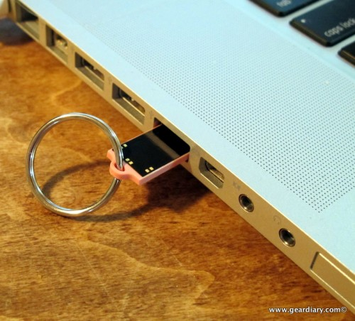 Review: Active Media Wink USB Drive