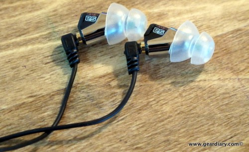 The Sleek Audio SA6 W-1 Wireless Earphones Kit Review