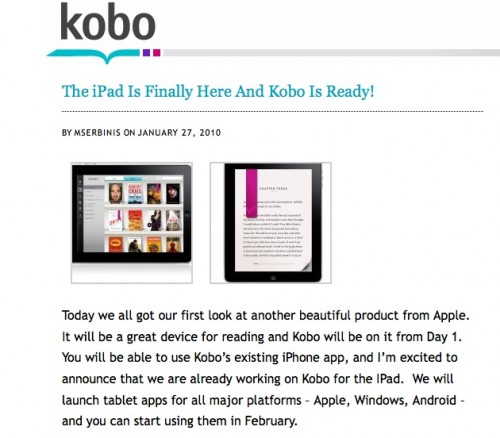 Amazon, the iPad, and Why iBooks Might Not Be So Great