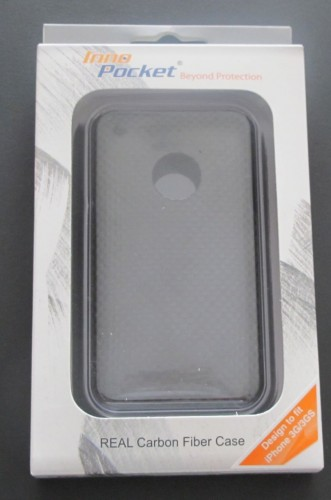 Innopocket CF Formula Series Case for iPhone 3G/3Gs Review