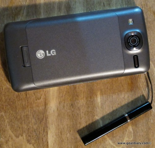 The AT&T LG eXpo Windows Phone with Pico Projector Review