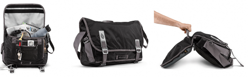 Review:  Timbuk2 Command, The TSA-Friendly Laptop Messenger