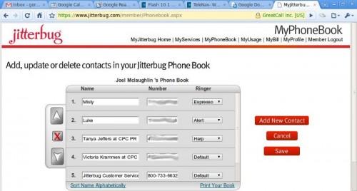 Samsung Jitterbug J Mobile Phone Review