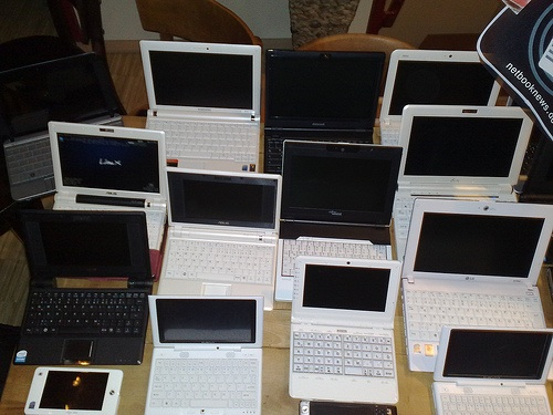 PC Magazines Gives Us 42 Reasons Netbooks Are Better Than The iPad