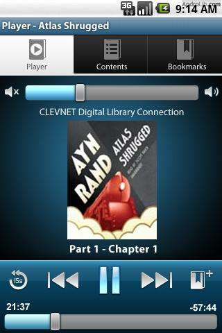 Overdrive Audiobooks Come to Android