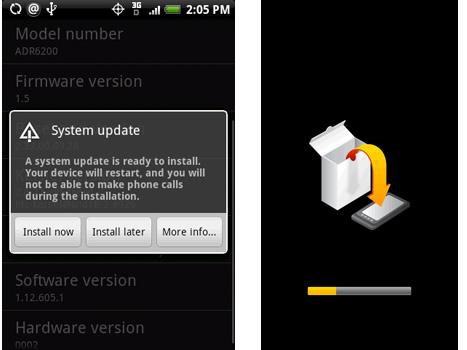Verizon *Finally* Updates Motorola Droid to 2.1 ... so who cares?
