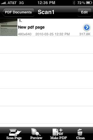 PDF Reader from Kdan Mobile Software for iPhone and iPod Touch