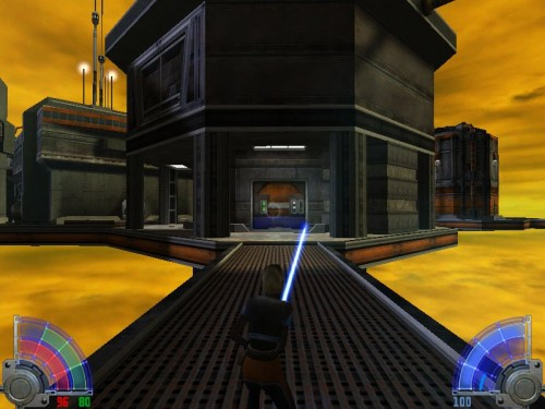 Star Wars Jedi Knight: Jedi Academy (2003, FPS): The Netbook Gamer