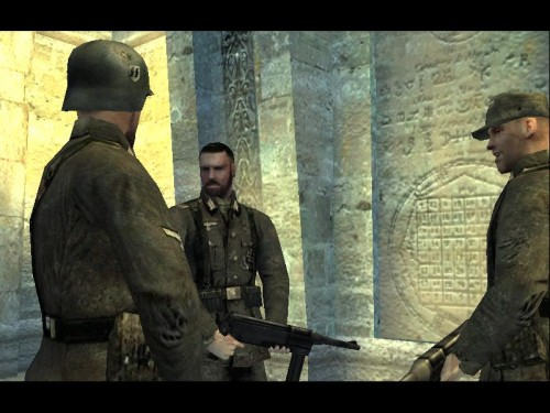 Return to Castle Wolfenstein (2001, FPS): The Netbook Gamer