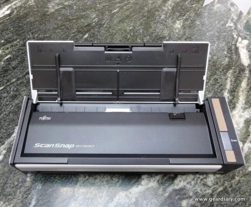 Fujitsu ScanSnap S1300 - Review