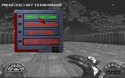 GearDiary Star Wars Dark Forces (1995, FPS): The Netbook Gamer