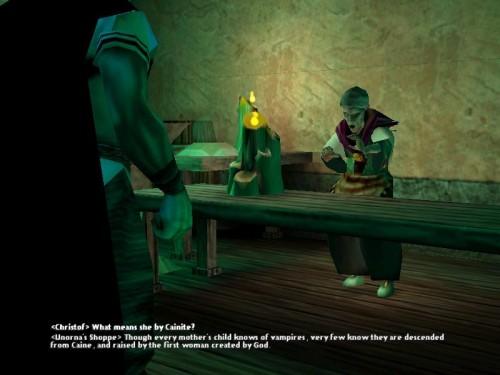 Vampire the Masquerade: Redemption (2000, RPG): The Netbook Gamer