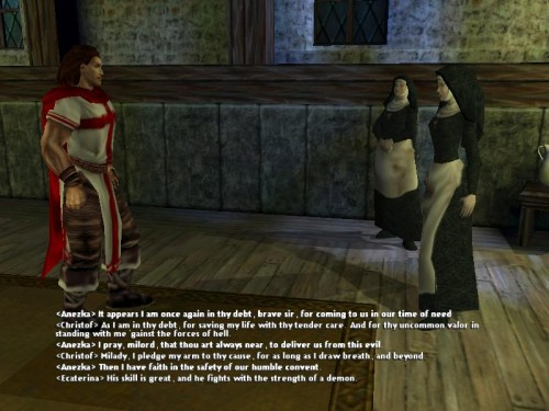 Vampire the Masquerade: Redemption (2000, RPG): The Netbook Gamer