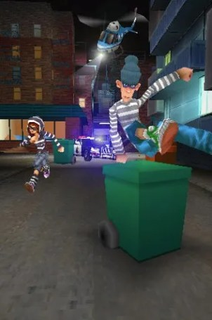 Cops and Robbers for iPhone/Touch App Review