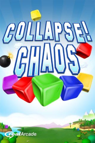 Collapse! Chaos Free for iPhone/Touch