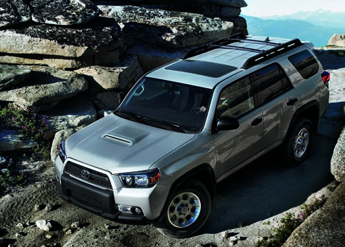 """2010 Toyota 4Runner the """"Miley Cyrus"""" of SUVs"""