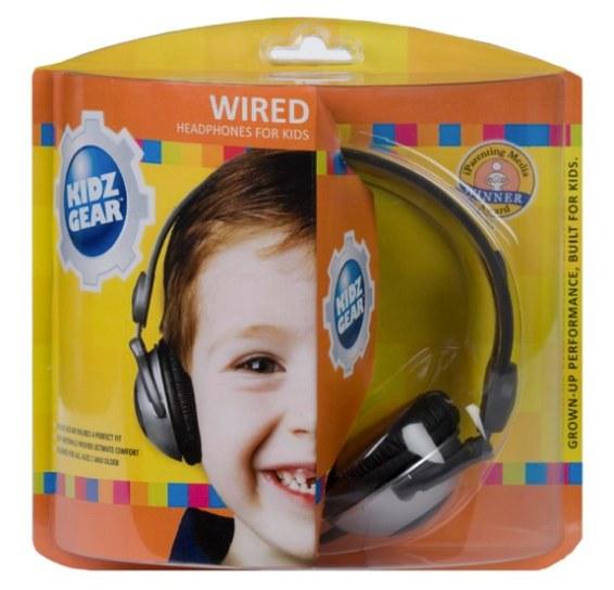 Review: Kidz Gear Wired Headphones