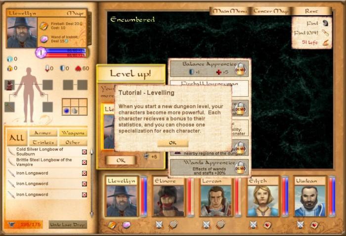 FastCrawl (2006, RPG): The Netbook Gamer