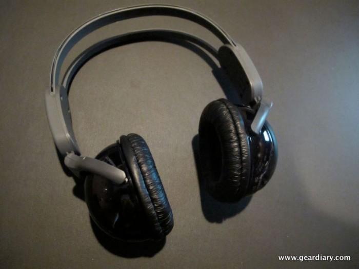 Kidz Gear Wireless Car Headphones Review