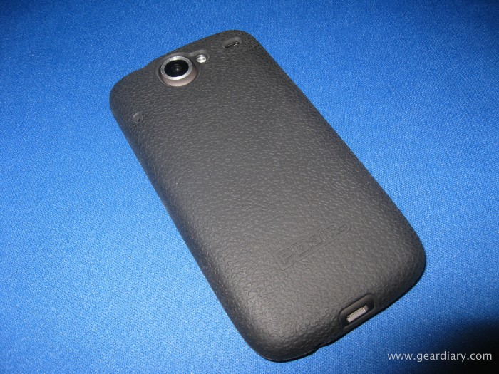 Review: PDAir Luxury Silicone Case for Nexus One