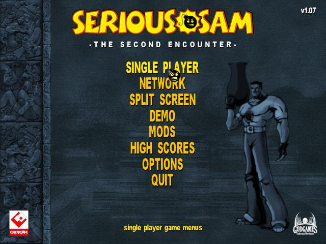 Serious Sam Gold (1st & 2nd Encounter) (2001/2002, FPS): The Netbook Gamer  Serious Sam Gold (1st & 2nd Encounter) (2001/2002, FPS): The Netbook Gamer  Serious Sam Gold (1st & 2nd Encounter) (2001/2002, FPS): The Netbook Gamer  Serious Sam Gold (1st & 2nd Encounter) (2001/2002, FPS): The Netbook Gamer