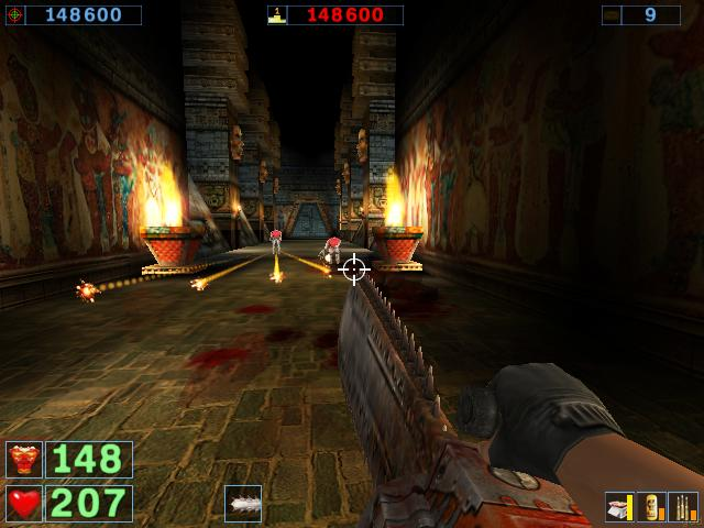 Serious Sam Gold (1st & 2nd Encounter) (2001/2002, FPS): The Netbook Gamer  Serious Sam Gold (1st & 2nd Encounter) (2001/2002, FPS): The Netbook Gamer