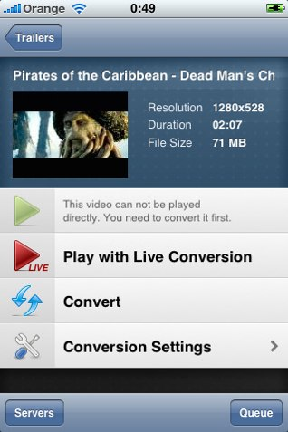 Air Video Free for iPhone/Touch/iPad App Review