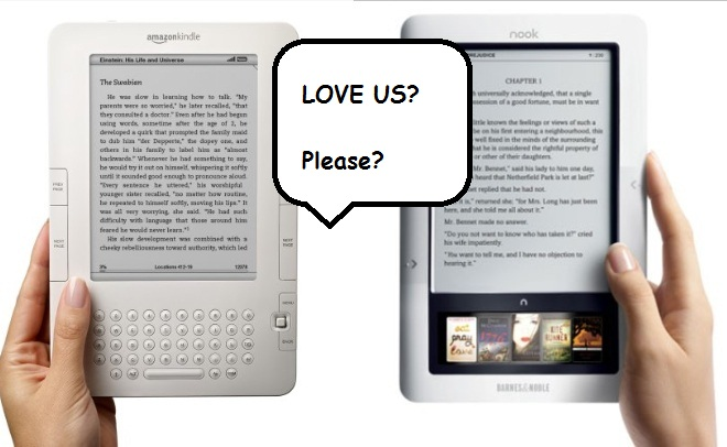 eBook Competition Gets Fierce