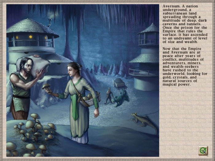 GearDiary Avernum VI (2009 RPG): The Netbook Gamer