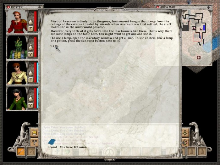 Avernum VI (2009 RPG): The Netbook Gamer