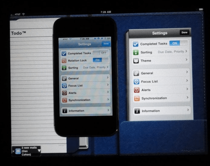 ToDo for iPad- iPad Application Review