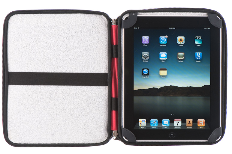 M-Edge Latitude Jacket for Apple iPad - iPad Case Review