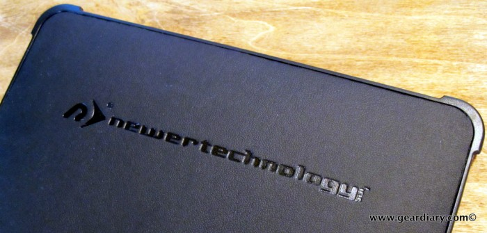 The Newer Technology NuGuard Leather Hard Shell for iPad Review