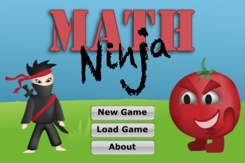GearDiary Review:  Math Ninja For iPhone/Touch