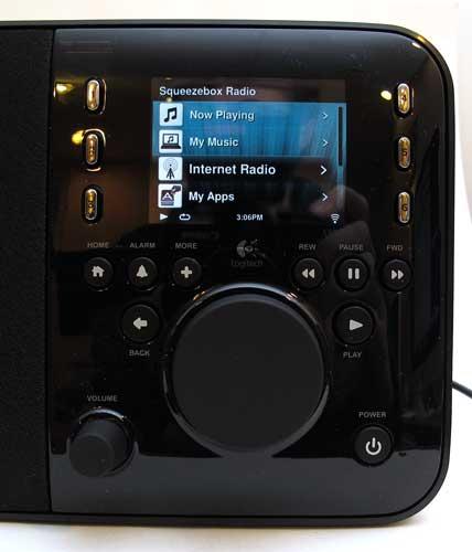 The Logitech Squeezebox Radio Review