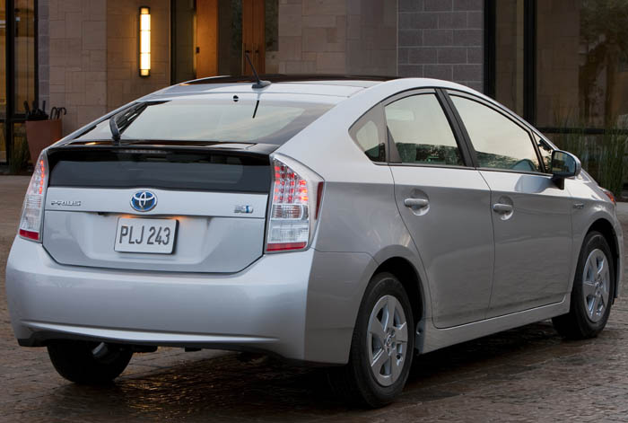 Despite Early Issues, 2010 Toyota Prius Best Yet