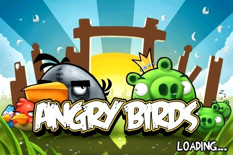 Angry Birds for iPhone/Touch App Review
