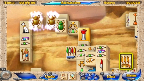 Mahjongg Artifacts, a PSP Mini Game Review  Mahjongg Artifacts, a PSP Mini Game Review  Mahjongg Artifacts, a PSP Mini Game Review