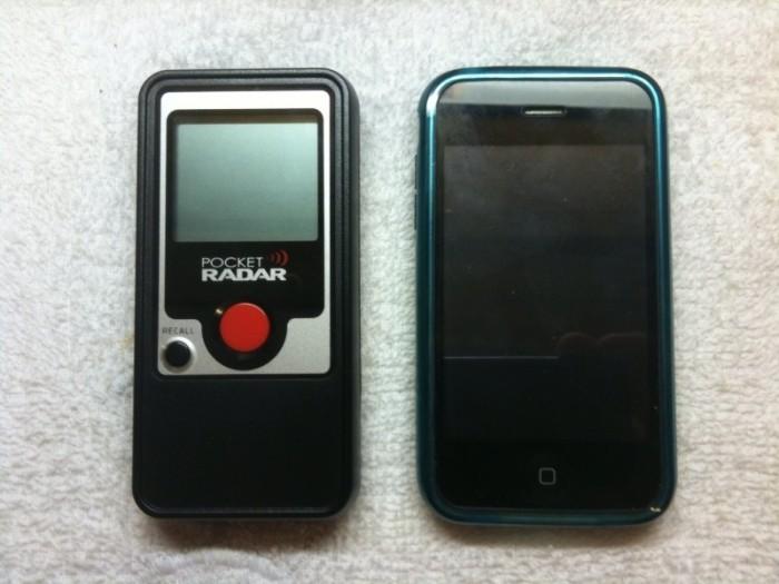 Review: Pocket Radar