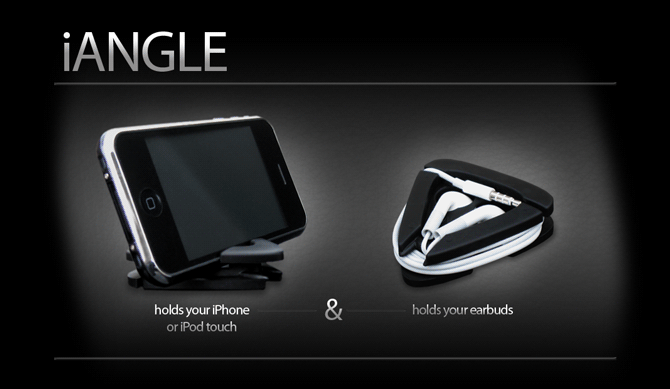 Review: iAngle Won't Stand for Serving Just One Purpose