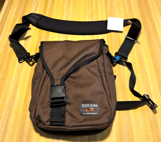 Tom Bihn Ristretto Bag for Apple iPad - Review  Tom Bihn Ristretto Bag for Apple iPad - Review