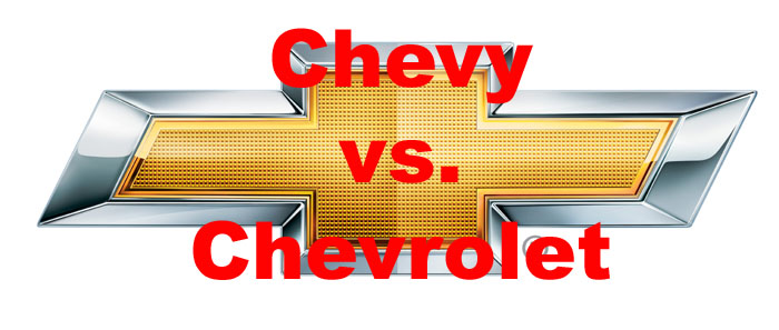 Chevy vs. Chevrolet: Social media schools GM