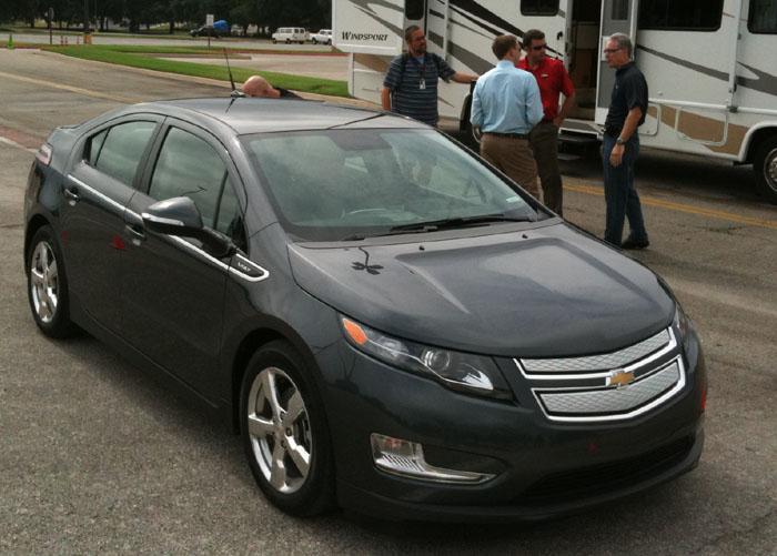 First Drive: 2011 Chevrolet Volt