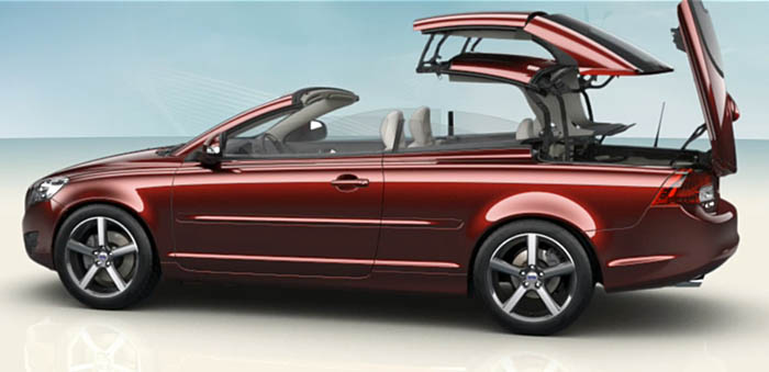 Volvo C70 Rocks the 'Wow' Factor  Volvo C70 Rocks the 'Wow' Factor