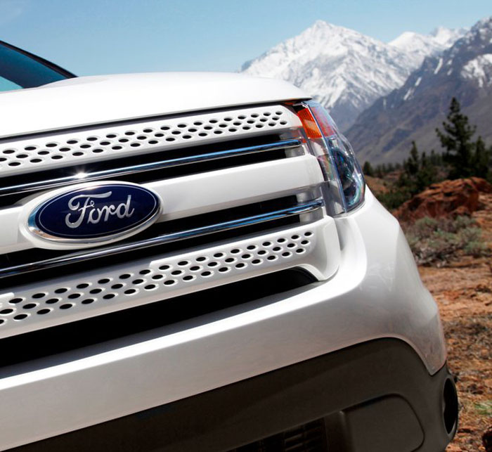 Ford to launch next Explorer into cyberspace  Ford to launch next Explorer into cyberspace